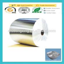 Folha de alumínio 8011 para embalagem de alimentos