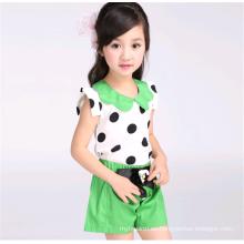 Ventas calientes del diseño lindo bebé ropa bragas 2015 boutique niñas ropa de verano