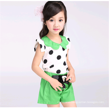 Hot sales cute design baby clothing pant 2015 boutique girls summer clothing