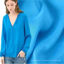 Tissu en rayonne douce Challis pour vêtements d'été pour femmes