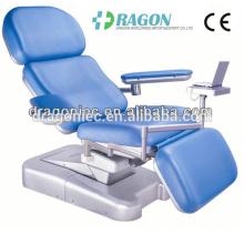 DW-BC001 chaise de don de sang pour le traitement médical d'urgence