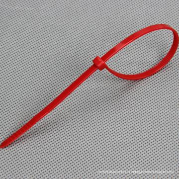 2.5 * 160 Attaches de câble miniatures Cravates Zip Cravates Cravates en fil de fer Chine