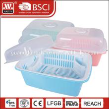 Geschirrkorb Kunststoff Küche