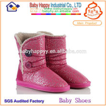 2014 Hot sales new fashion kids funky boots for girls