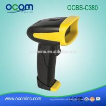Pantalla de escaneo de larga distancia Escáner de código de barras LED rojo CCD