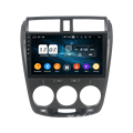 Klyde Android Autoradio for CITY 2006-2013