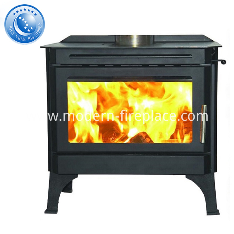 Small Fireplace Stove Sale Factory Production