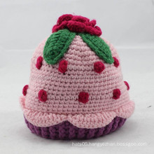 Kid′s Funny Knitted Hat (GKF013-25)