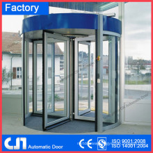 Office Building Automatic Round Moving Door