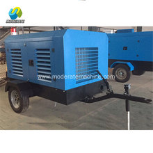Atlas Portable air compressor for Drilling Wells