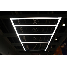 Suspending or Surface Mounting Free Connecting Linear Lighting