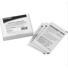 60622 Carte de nettoyage pour imprimantes d'étiquettes LabelWriter