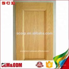 Portas de carvalho maciço de cozinha de madeira Vietnã