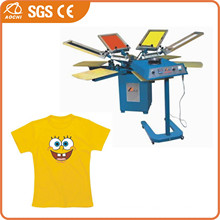 Manual Textile Screen Printing Machine (YF Series)