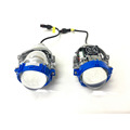 12V 24V 40W 6000K High Low Beam CSP Q5 Lens LED 5500K Projector Headlight