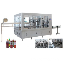 Automatic Juice/ Tea Washing Filling Capping 3in1 Mono-Block Machine