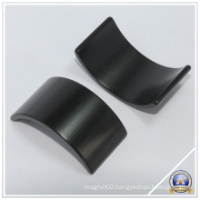 Arc Black NdFeB Magnets, Tile Permanent Material