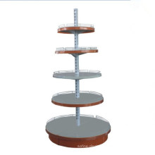 Yuanda Round Gondola Shelving Supermarket Shelves by Manufacturer