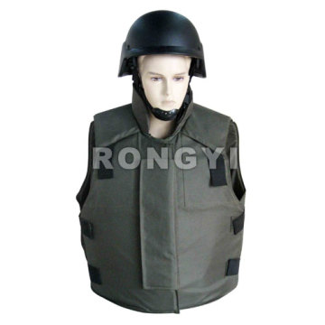 Army green Bullet-proof Jacket