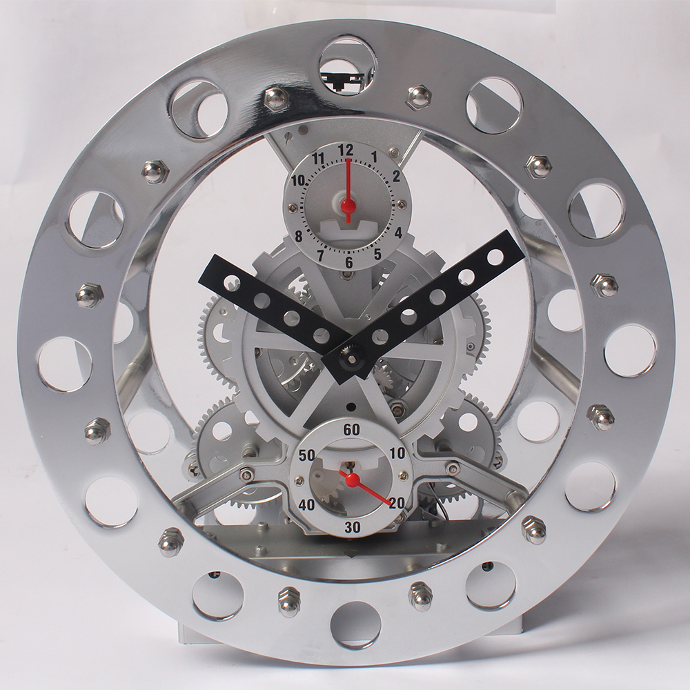 Ferris Wheel-shape Gear Alarm Clock