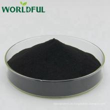 100% wasserlösliches hochreines Kaliumfulvat-Glanzpulver aus natürlichen Mineralquellen