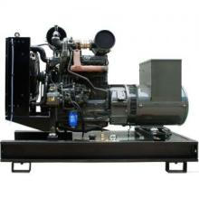 52 кВт в режиме ожидания/CUMMINS/ портативный, навес, CUMMINS Двигатель Тепловозный