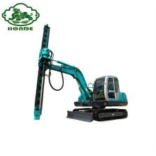 Machine d'équipement d'empilage hydraulique