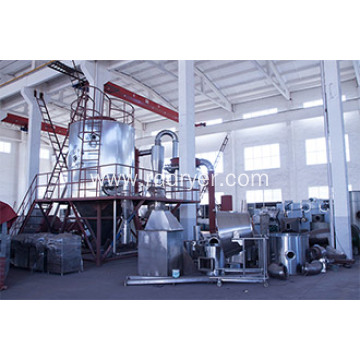 High Quality XSG Series Spin Flash Dryer for Wheat Starch