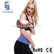 New fashion vibrating body slimming massage belt ultrathin slimmer magic body building Vibrator arm slimming belt