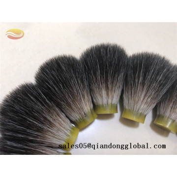 Synthetische Black Badger Shave Brush Knot