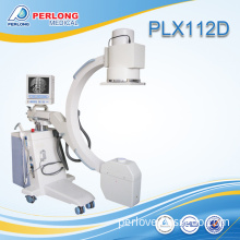 how to use c-arm x-ray machine PLX112D