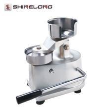 GZ ShineLong Bonne qualité Manuel Patty Maker Hamburger maker