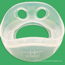First Aid Kit Respiratory Silicon Rubber Face Mask