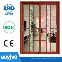 Marca de fábrica famosa de China Eovive puerta puerta deslizante