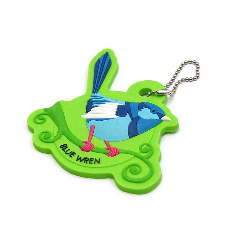 Cartoon Keychain