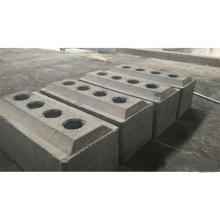 Углеродные блоки с предварительно обожженными расходными угольными анодами Продам