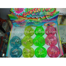 Hot Selling Toy Spinning Tops Light e Música