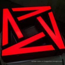 Светодиодный модуль свет светодиодный светильник дисплея СИД полного цвета знака СИД