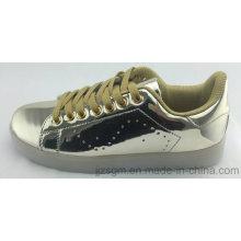 Zapatos ocasionales del patín de la manera para las mujeres, LED