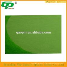Vente chaude herbe artificielle haute qualité mettant tapis vert