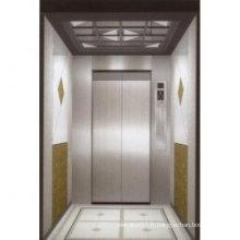 Un ascenseur de fret sûr et à faible bruit