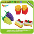 Eten Shaped Wholesale Cute Eraser
