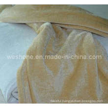 Chenille Throw, Chenille Blanket, Throw Rt-0907