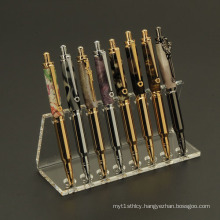 Stylish Acrylic Pen Display Holders, Pop Pen Display Stand