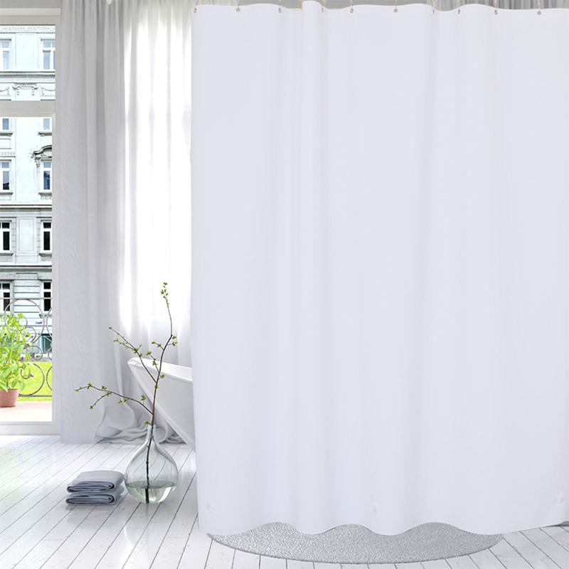 shower curtain peva