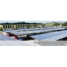 Machine de formage de rouleaux de support de montage photovoltaïque pour port de voiture