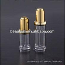 PETG bouteille d'huile essentielle pour emballage cosmétique 20ml 30ml
