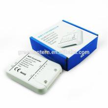 O wifi remoto sem fio da canaleta de DC12-24V RGB / RGBW 5 conduziu o controlador