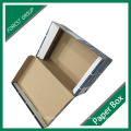 2016 Cutom Color Printing Corrugated Shoe Box with Logo