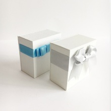 Benutzerdefinierte Papier Schmuckschatulle mit Logo drucken